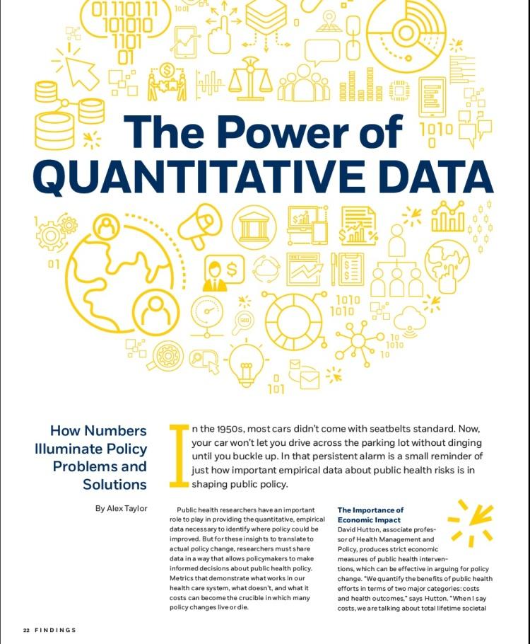 The power of quantitative data